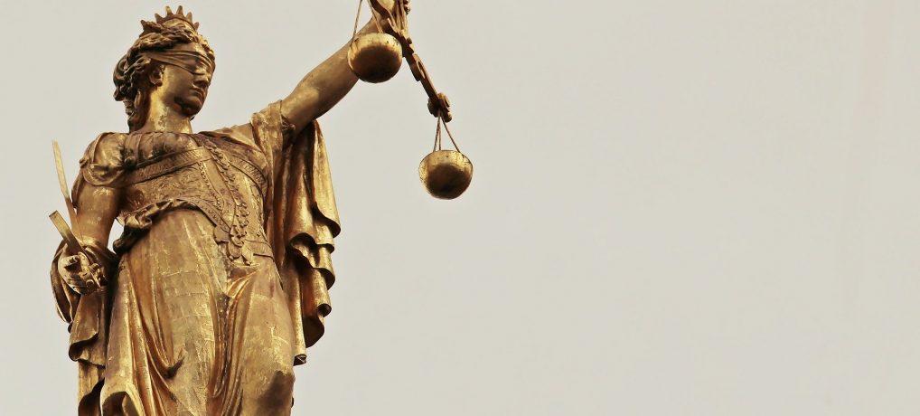 """""""Gerichtlicher Schutz des demokratischen Rechtsstaats"""""""